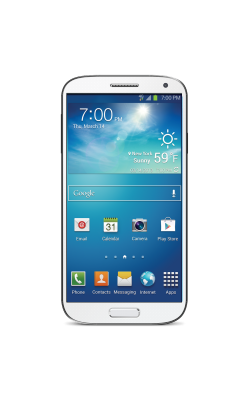 SAMSUNG GALAXY MOBILE S4 WHITE